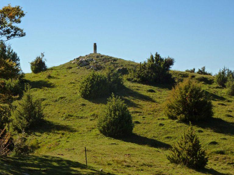 Camprodon, el Remei, puig d'Ou (1300 m)