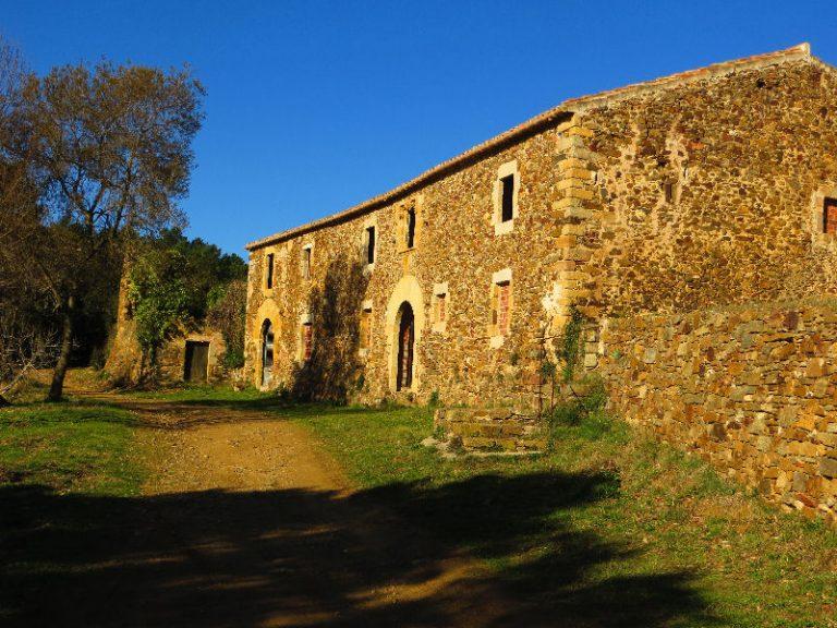 Les Gavarres. Puig d'Arques, Sant Cebrià dels Alls