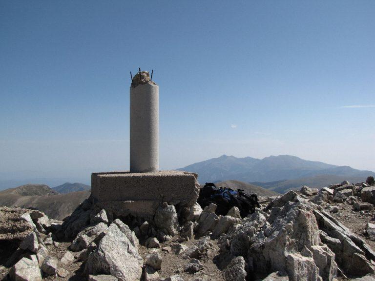 Pla de la Molina, Coma de l'Orri, Bastiments (2874 m), Vallter