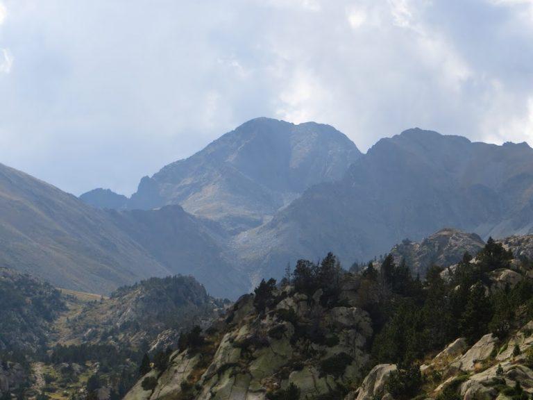 El Carlit (2925 m) por les Bulloses