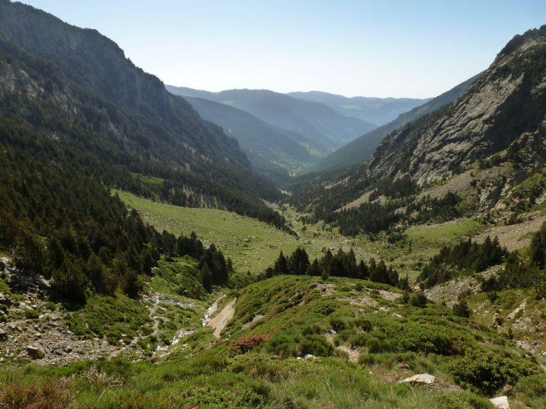 Coma de l'Orri, gra de Fajol (2714 m)