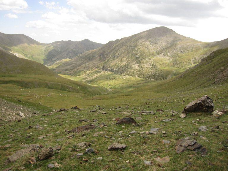 Queralbs, coma Freser, pic de la Vaca Superior (2819 m), coma de Vaca, refugi Coma de Vaca