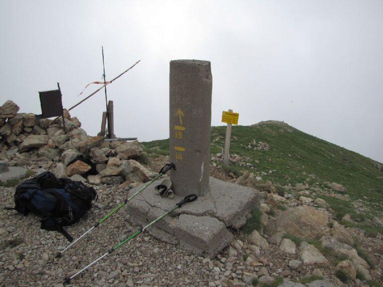 Setcases, Vall Llobre, Costabona (2460 m), camí Carboner