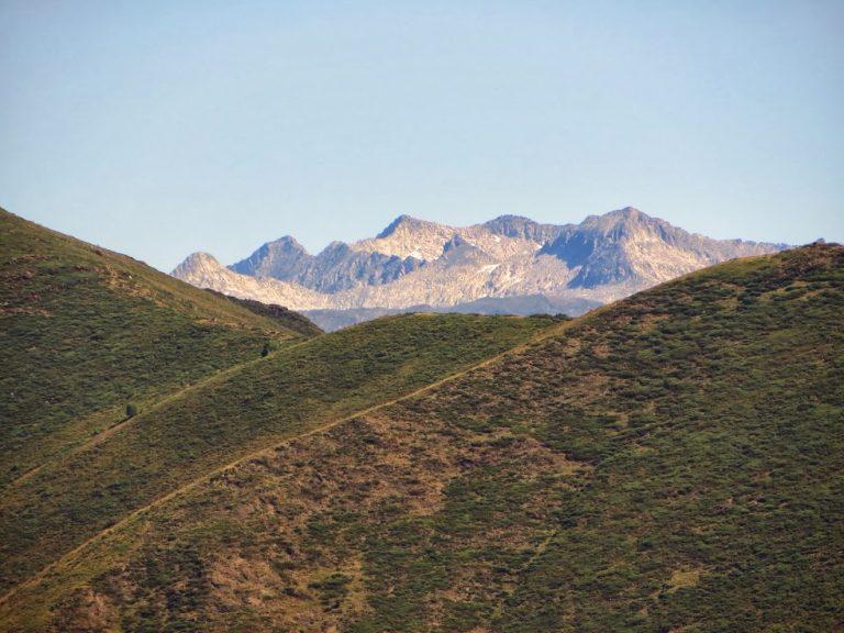 Estaon, lo Caubo (2290 m)