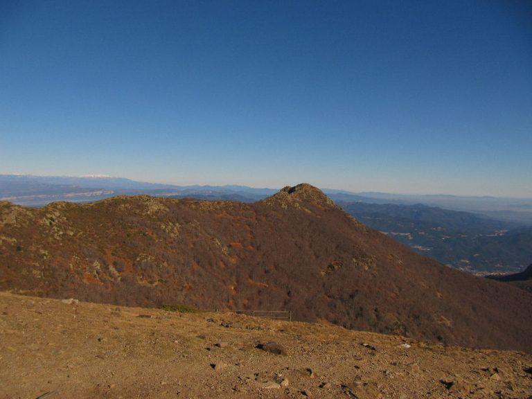 Montseny (poble),Turó de l'Home (1705 m)