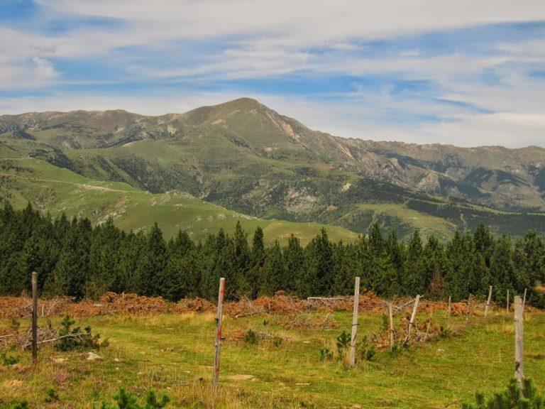 Ruta dels Tres Pics de Llanars (Agudes, 1980. Sistra, 1990. Moscós, 1742)