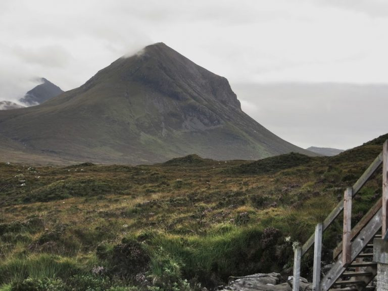 Las Hébridas. Bruach na Frithe (Munro)