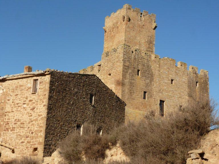 Castells de la Segarra II. Castell de les Pallargues, castell de Montcortés, Concabella