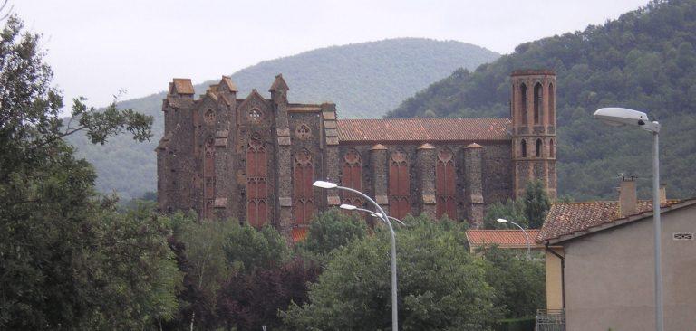 Sant Joan les Fonts, serra de Malforat, coll Passa Serres, Vall de Bianya