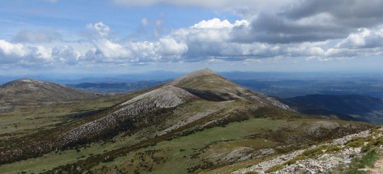 Santa Cilia de Panzano, tozal de Guara (2077 m)