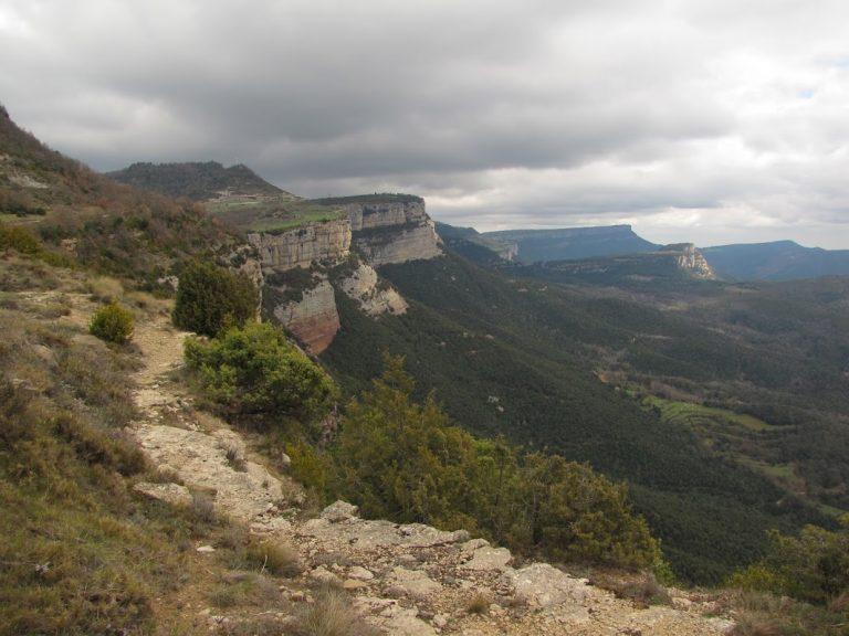 Cantonigrós, Tavertet, Roca Llarga (1186 m.)