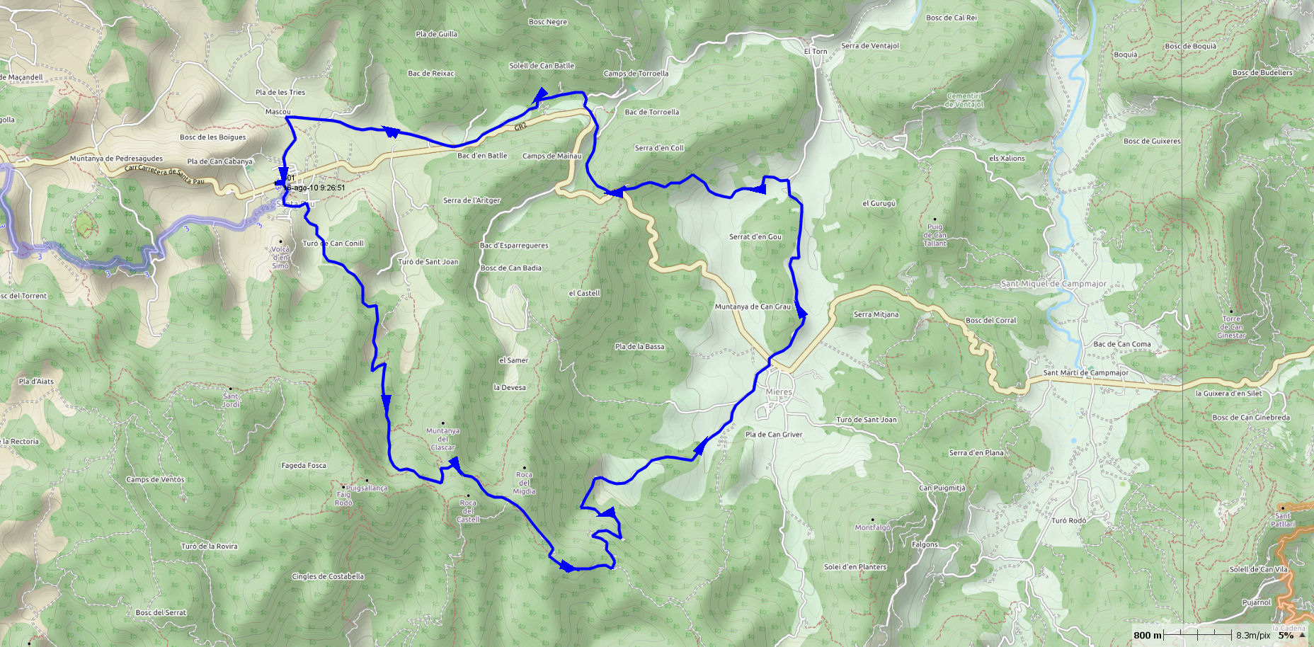 SATA-PAU-FINESTRES-MIERES-MAP