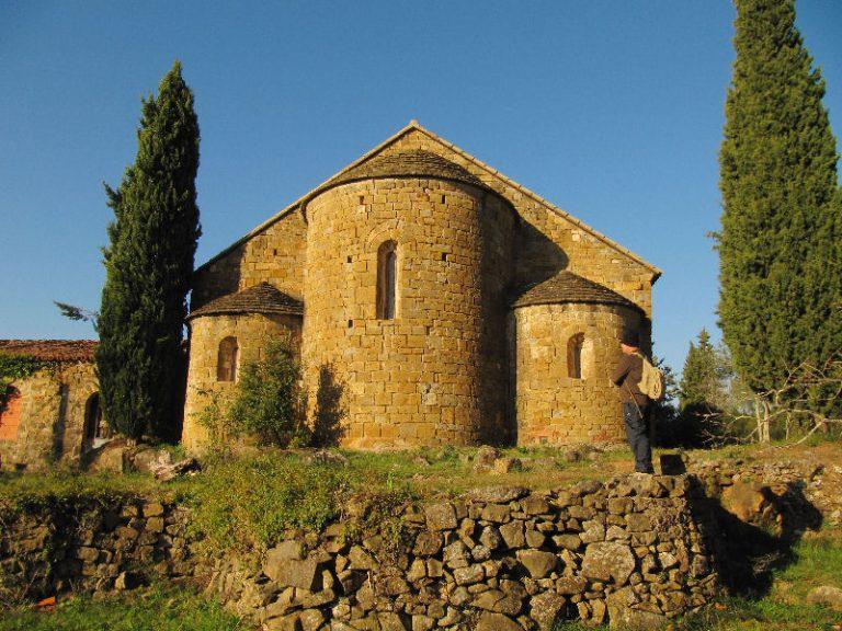 Besalú, sepulcro de Palera, santuario de Palera, Beuda