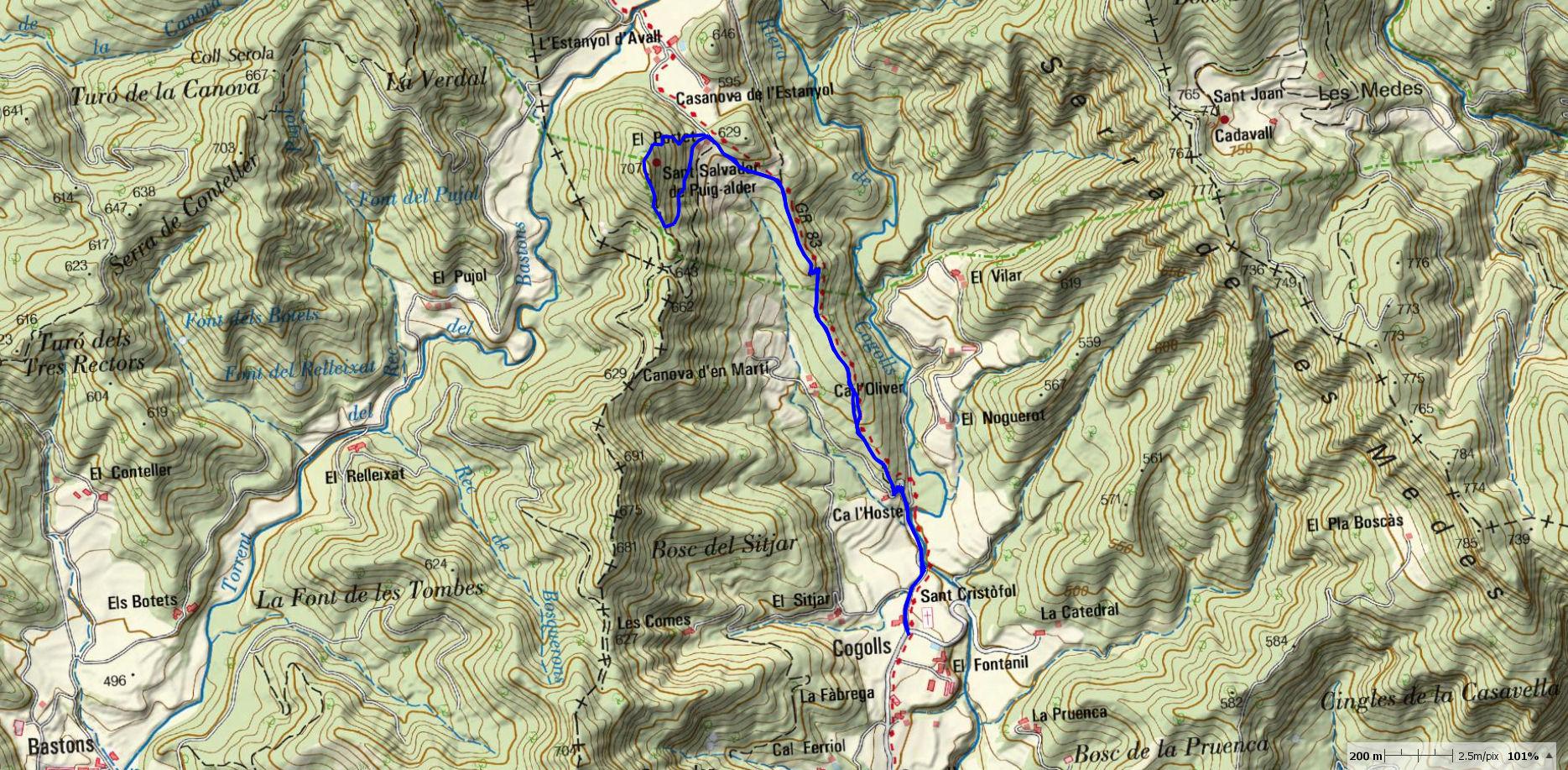 cogolls-sant-salvador-map