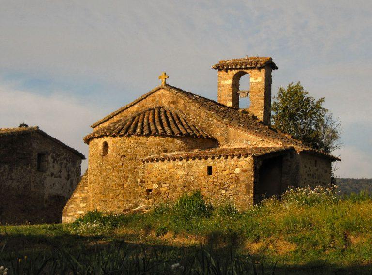 Serinyà, sant Miquel Sesvinyes, Banyoles