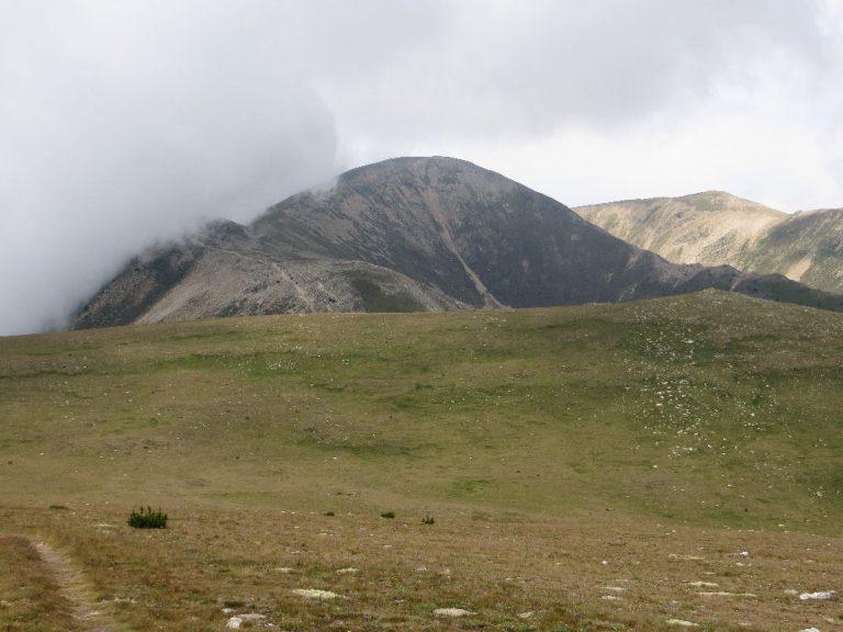 Vallter, pic de la Llosa (2501 m.)
