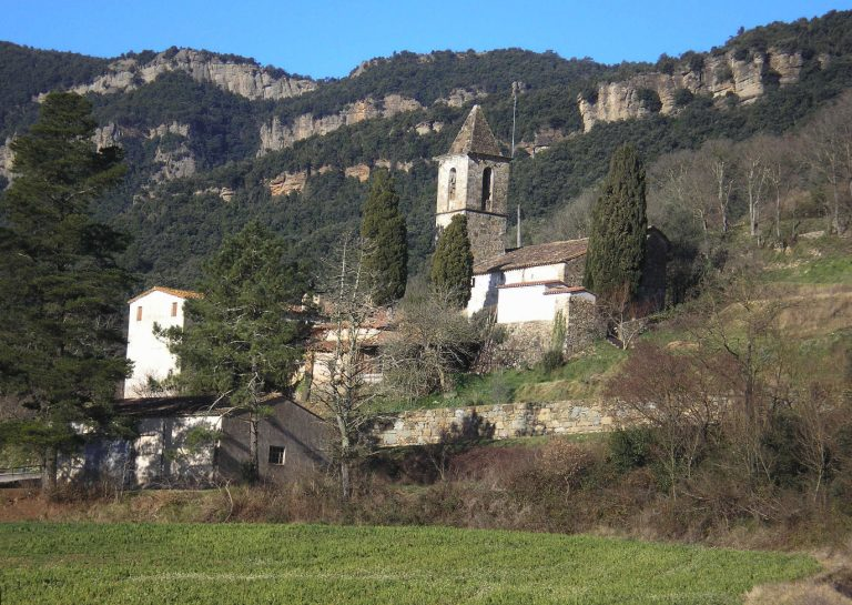 Girona, sant Aniol de Finestres