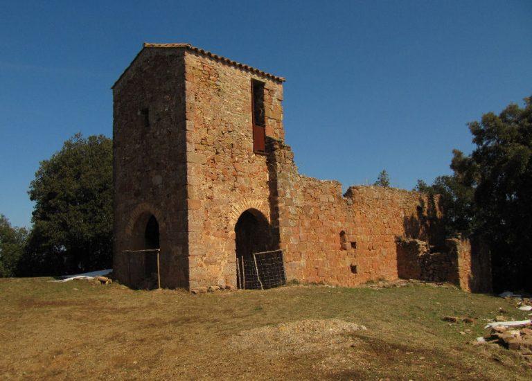 Coll Satrapa, sant Julià del Mont, sant Abdó