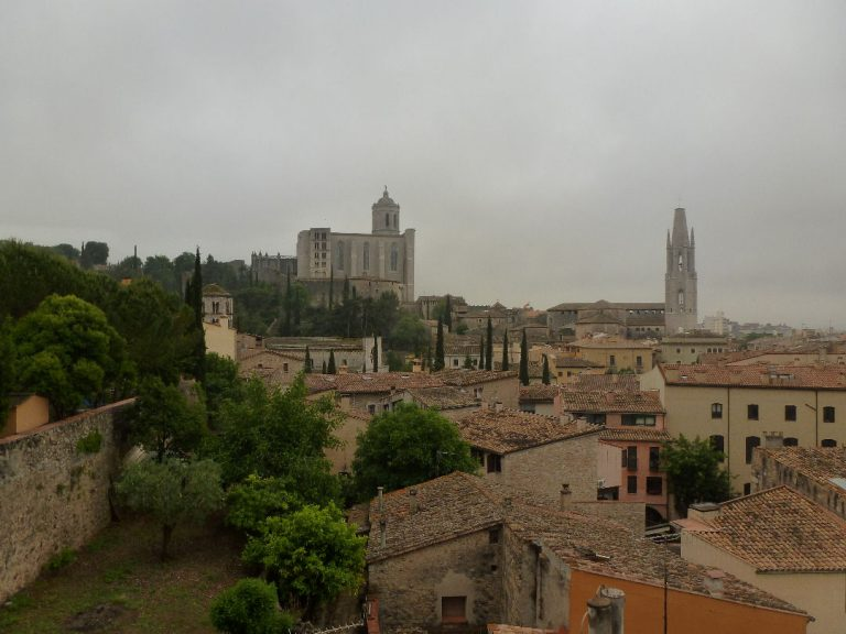 El Camino de Santiago en Catalunya. Girona, Amer (Etapa 4)