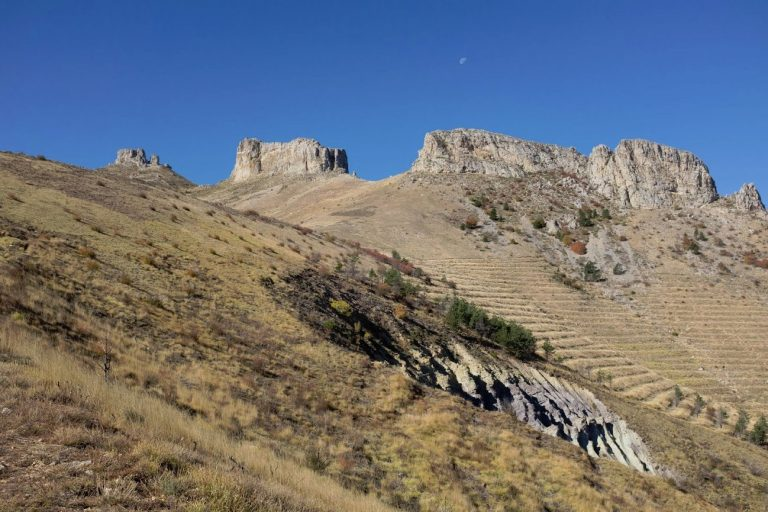 Moncayo. Barrancos de Talamantes y Valdetreviño