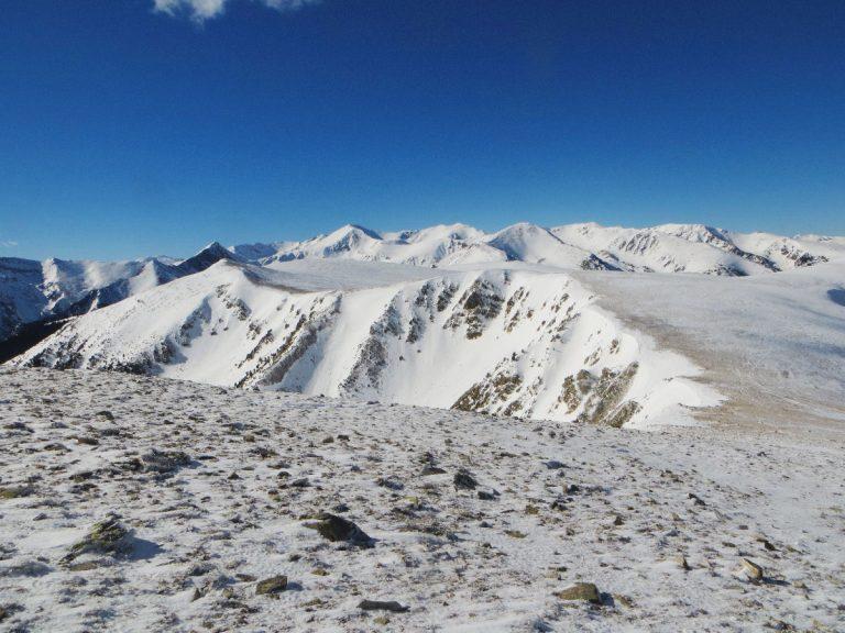 Vallter 2000, Rocacolom (2507 m.) con raquetas