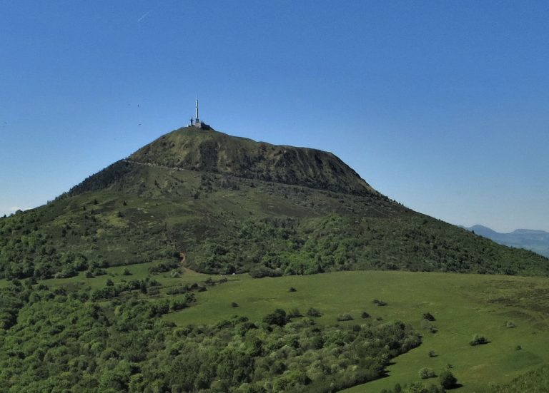 Auvernia. Puy de Pariou, puy de Dôme