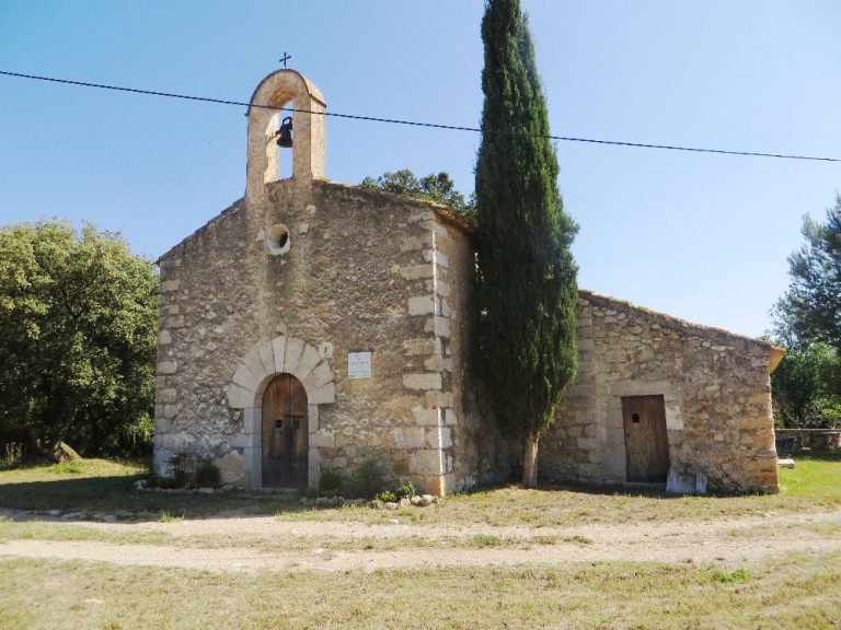 Navata, santa Eugenia, Borrassà, Ordis
