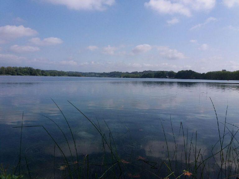 De Serinyà al lago de Banyoles