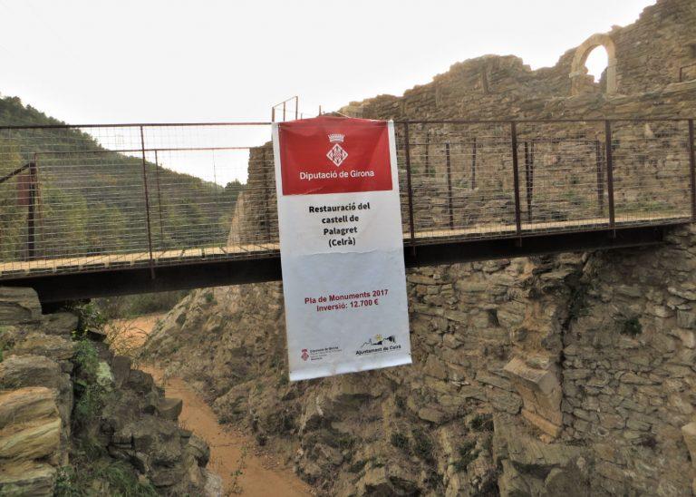 Quart, Els Àngels, Castell de Palagret, Celrà