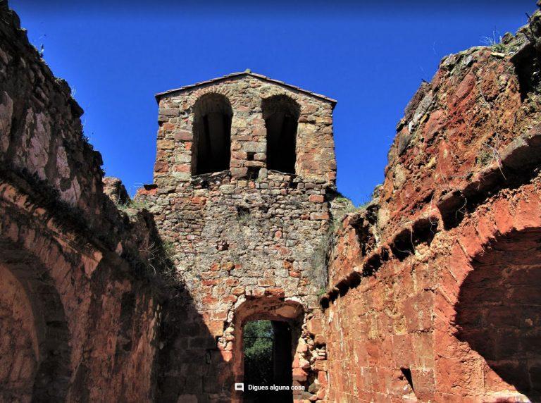 Santa Pau, Sant Martí Vell, Coll de l'Alguer, Coll Satrapa, Coll de Boixedes, Sant Julià de Mont