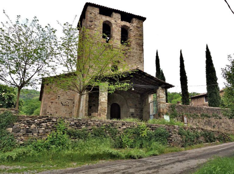 Castellfollit de la Roca, Baumes Cairxuma, La Devesa, Santa Pau, Sant Julià, Sant Abdò y regreso