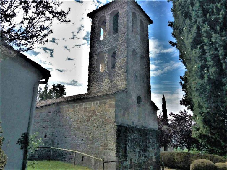 De Olot a Capsec en bicicleta (Olot, Llocalou, Sant Martí Capsec, Sant Martí Solomal, Sant Pere Despuig, Hostalnou de Bianya)