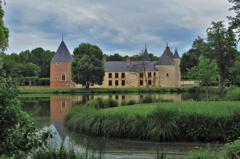 Valle del Loira, castillos y bosques I: Chamerolles