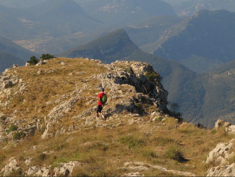 Buscan a cuatro excursionistas desaparecidos anoche en Girona