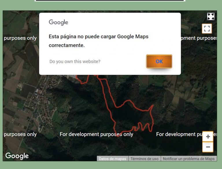 Sobre el plugin de Google Earth