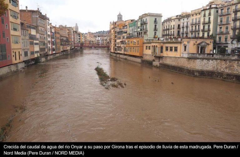 Las lluvias torrenciales dejan un fallecido en la Garrotxa. La Vanguardia, 16/11/2018