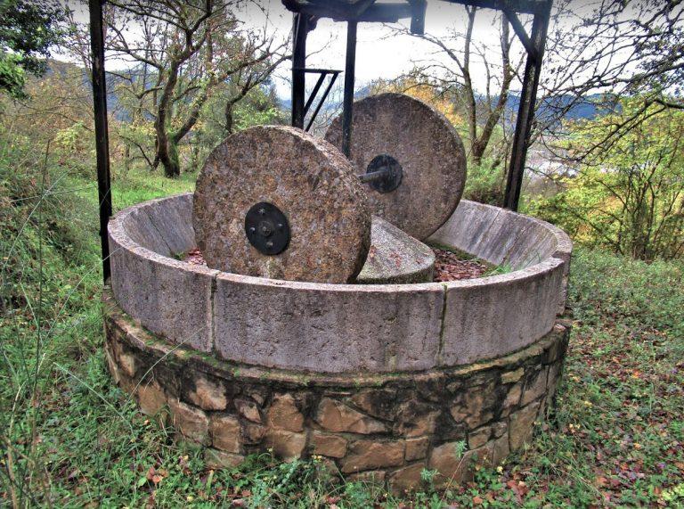 Olot, Santa Eulalia, Coll de Boixedes. Coll de Palomeres, Batet de la Serra, Volcà Bisaroques