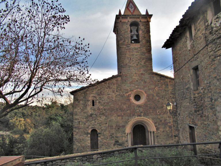 Caminos del Puigsacalm. Joanetes, Serrat de Fontanils, Sant Antoni (Puigpardines)