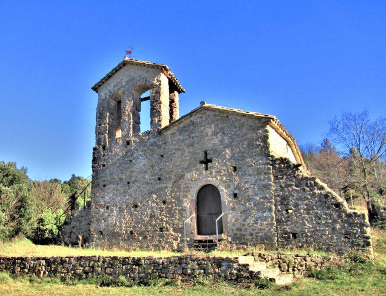 Mieres, Santa Maria del Freixe