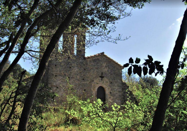 Serra de Finestres. Sant Aniol, el Freixe, Santa Maria de Finestres