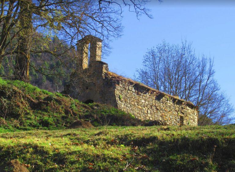Coll de Canes, Santa Magdalena de Cambrils, Castell de Milany, Vallfogona, Puigsestela