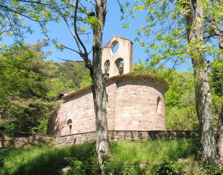 Collada de Sentigosa, Puig de Castelltallat (1280 m.), Santa Llúcia de Puigmal