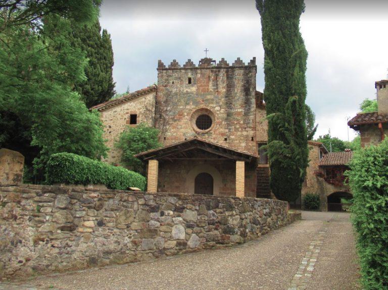 Can Xel, San Miquel del Cot, Collet de Colltort, Sant Iscle de Colltort, Coll Serreia, Font Pobra, Fageda de Bassols
