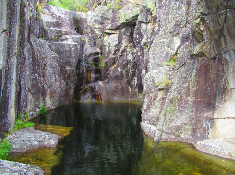 Sanabria. Descenso por el cañón del Tera