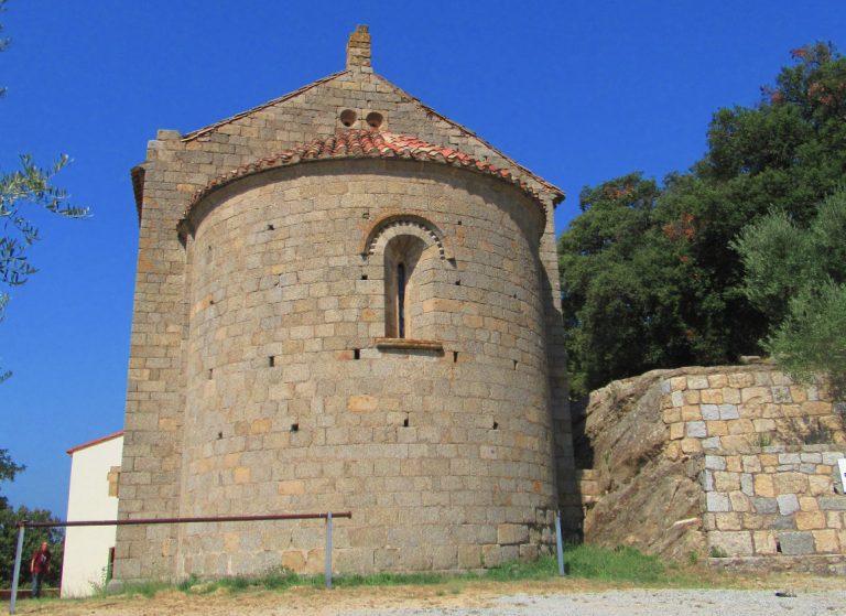 La Jonquera, Canadal, Santa Llúcia, Castell de Rocabertí