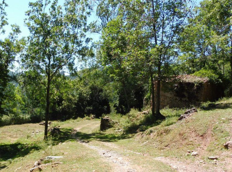 Camprodon, Freixenet de Baix, Collada dels Solans, Coll Pregon, Font-rubí, Serra de Nabar, Coll de la Creueta