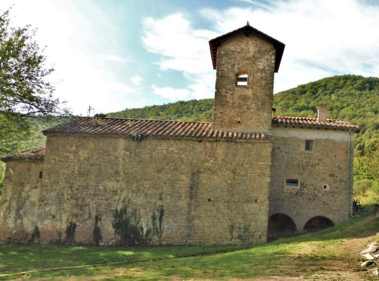 Serra de Malforat. Sant Joan les Fonts, Santa Maria del Castellar, el Vilar, Puig la Cau, Serra d'Avall