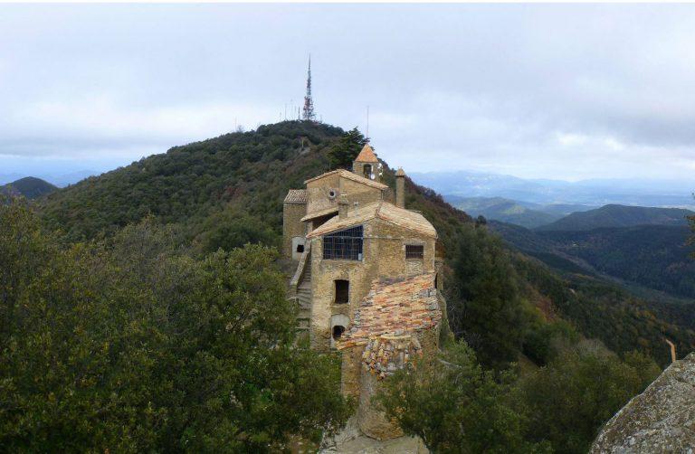 Circular Rocacorba. El Mitjà, Bosc de Can Vives, Rocacorba, Riera de Rocacorba