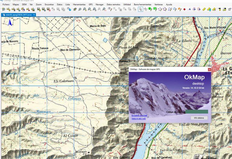Hemos probado OKMap
