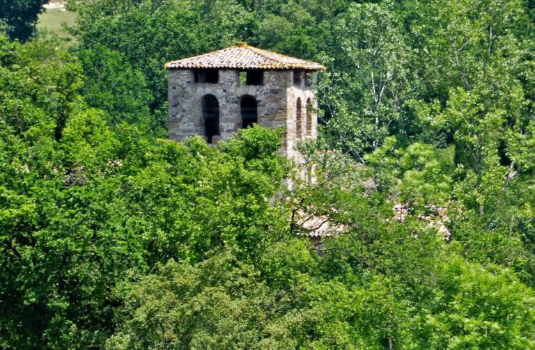 Begudà, sender d'Esparregons, Coll de Boixeda, sant Abdó i sant Senén